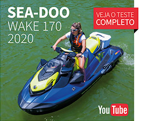 Teste Sea-Doo Wake 170
