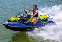 Sea-Doo 170 Wake
